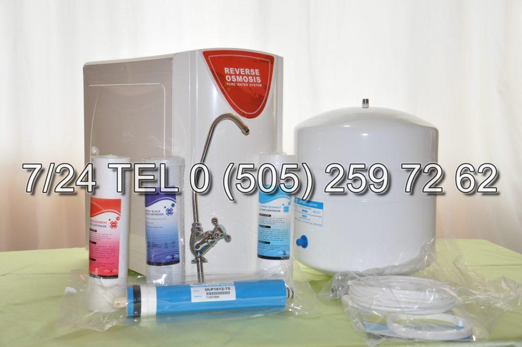 Reverse Osmosis Su Arıtma Cihazı Servisi