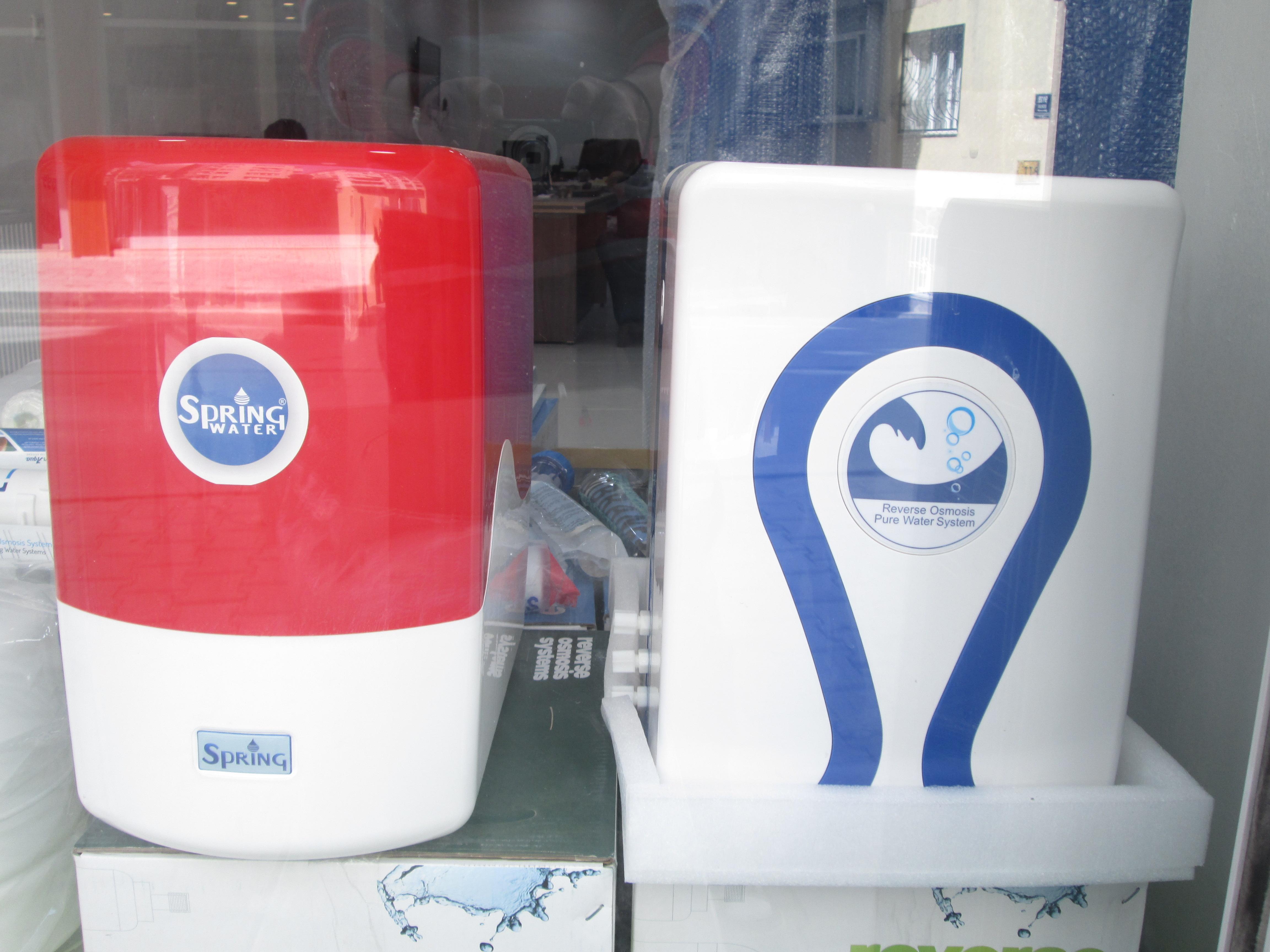 manisa su arıtma cihazı