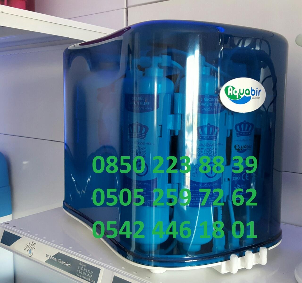 AquaBir Su Arıtma Cihazları
